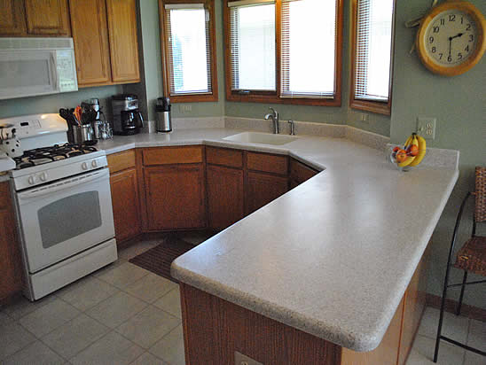 Stone Fill Granite Counter Tops For Kitchen Or Baths