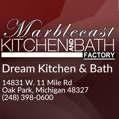 Marblecast Of Michigan Granite Tyvarian Cultured Marble Kitchen Bath Remodeling