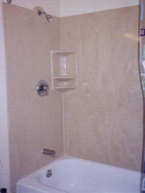 Cultured Stone Showers Marblecast Of Michigan